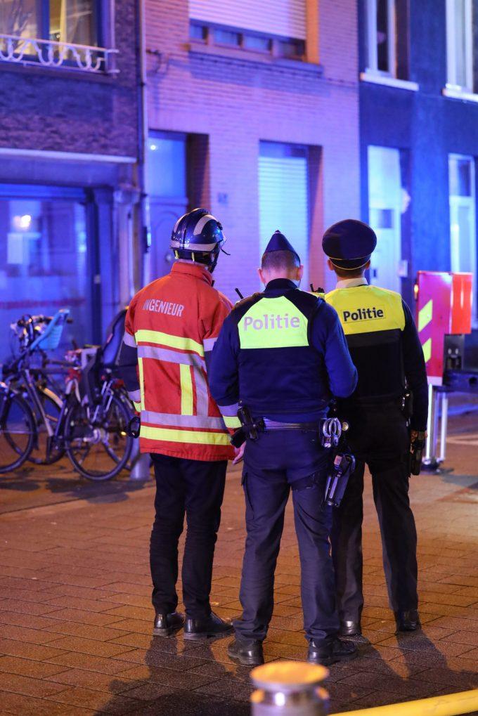 BFM Brand Lange Stuivenbergstraat Antwerpen