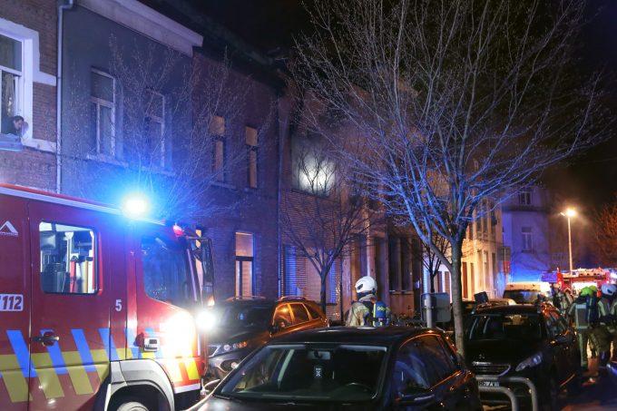 BFM Explosie Antwerpen