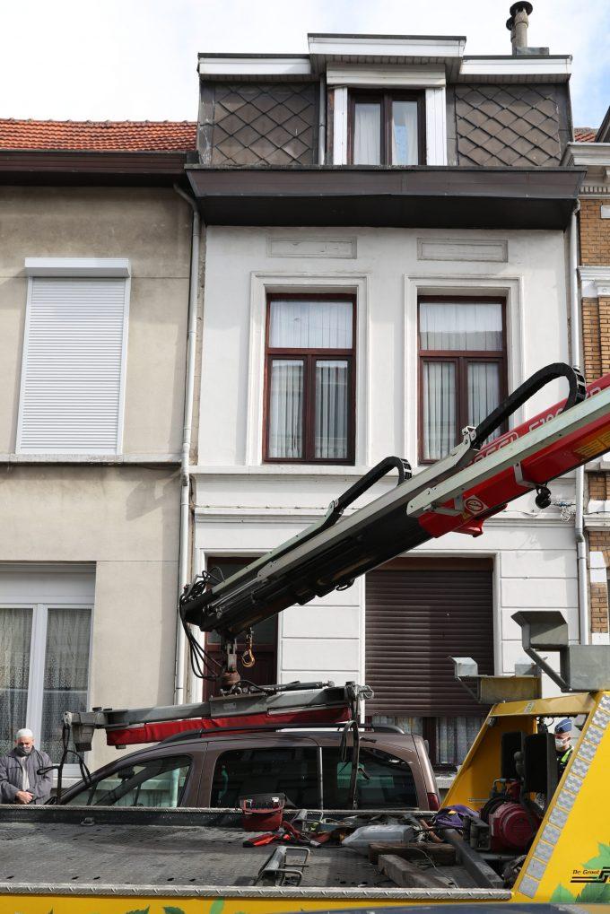 BFM Explosie Borgerhout