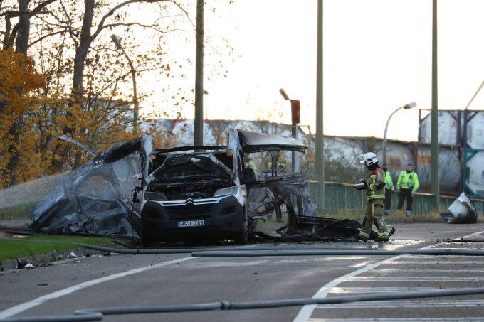 BFM Explosie Luithagen