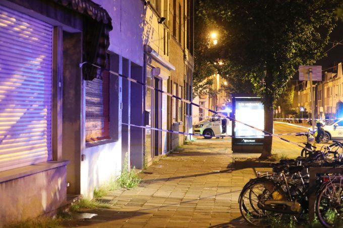 BFM Explosie Gryspeerstraat Deurne