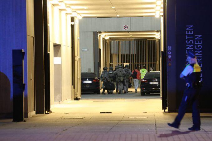 BFM Gijzeling Antwerpen