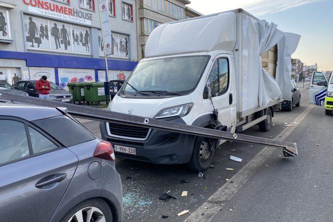 BFM Ongeval Bisschoppenhoflaan Deurne