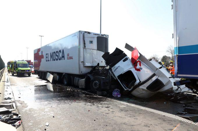 BFM Ongeval E19 St Job