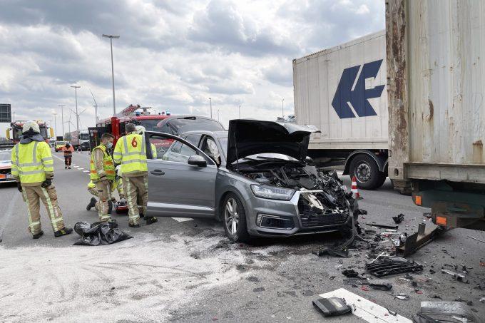 BFM Ongeval E313 Geel West