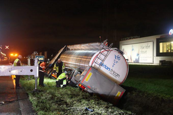 BFM Ongeval E313 Wommelgem
