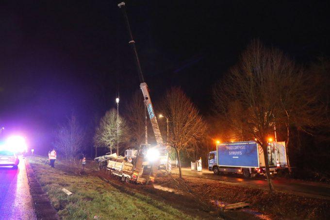 BFM Ongeval E34 Zandhoven