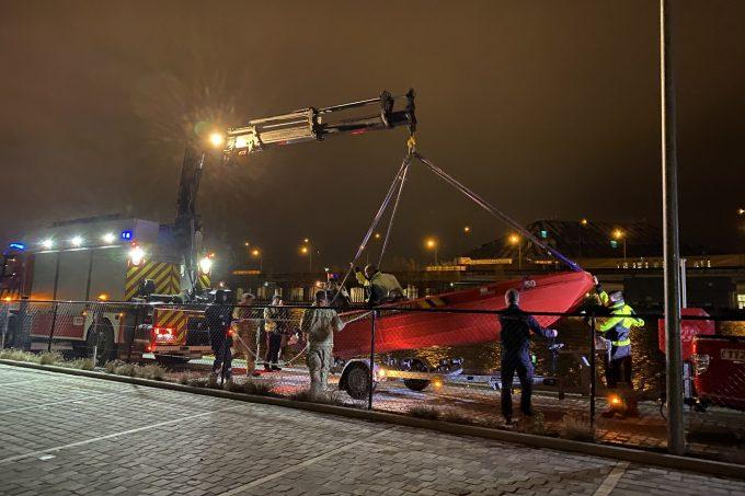 BFM Ongeval Lobroekdok Antwerpen