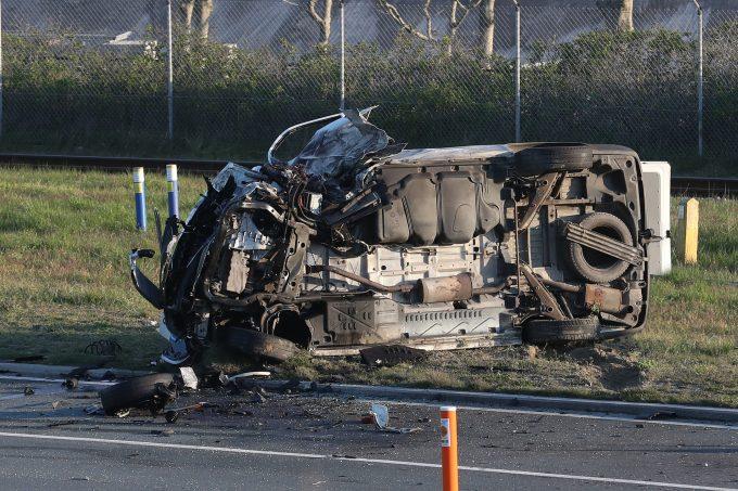 BFM Ongeval Scheldelaan