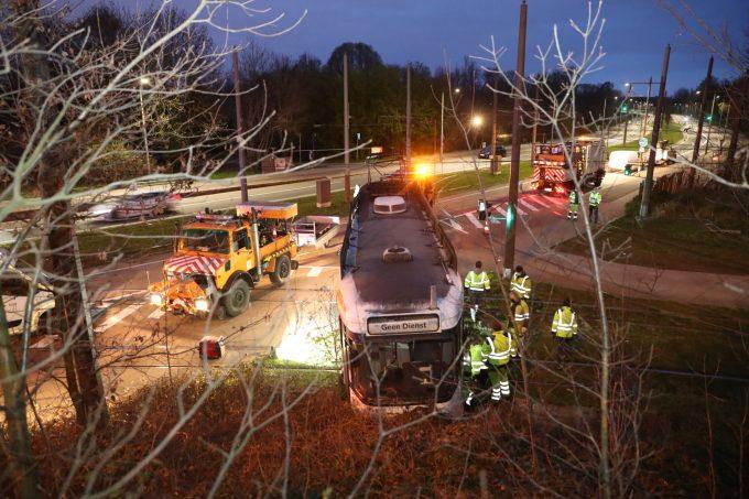 BFM Ongeval Tram Deurne