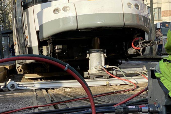 BFM Ongeval Tram Mortsel 10