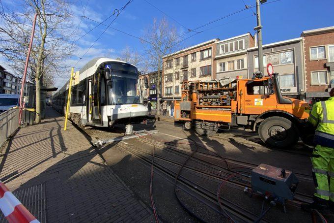 BFM Ongeval Tram Mortsel 13