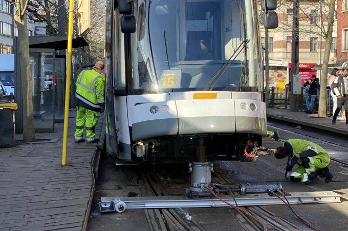 BFM Ongeval Tram Mortsel 15