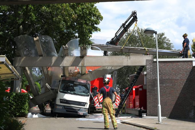 BFM Ongeval Wijnegem