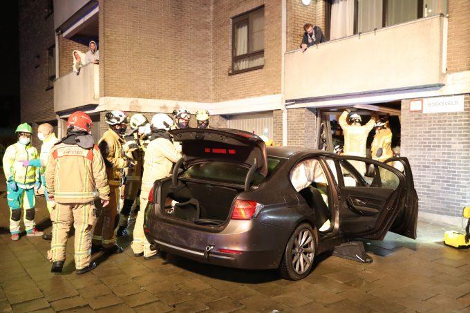 BFM Ongeval Wilrijk