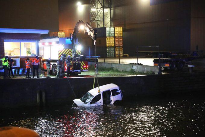 BFM Redding te Water Antwerpen