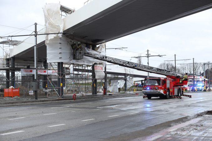 BFM Stormschade Antwerpen