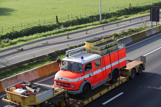 BFM Transport oude brandweer